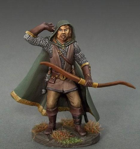 Male Ranger w/Bow