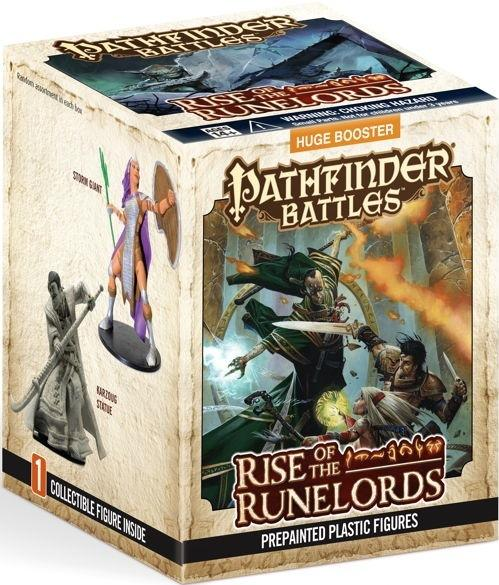 Pathfinder Battles: Rise of the Runelords Huge Booster (1)