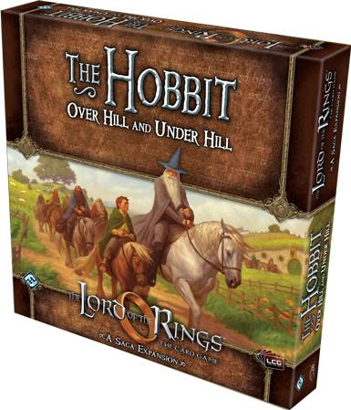 Lord of the Rings LCG - The Hobbit: Over Hill and Under Hill