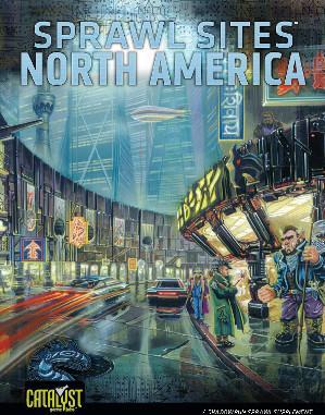 Shadowrun Sprawl Sites: North America