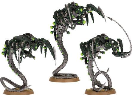 WH40K: Necrons Canoptek Wraiths