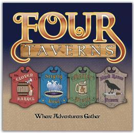 Four Taverns: Where Adventure Gathers