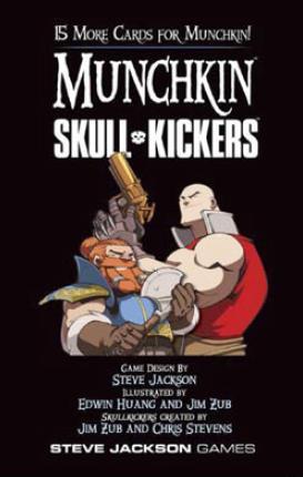 Munchkin: Skullkickers (Booster Pack)