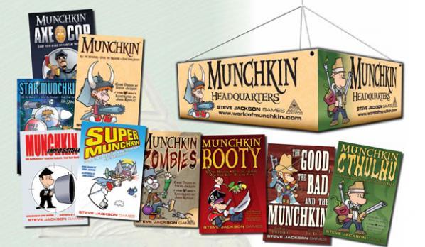 Munchkin: Core Restock Bundle