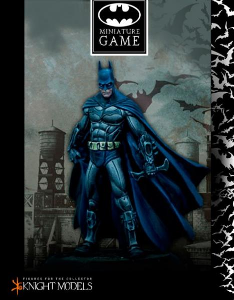 Batman Miniature Game: Batman Arkham City
