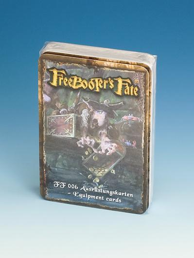 Freebooter's Fate Expansion: Equipment Cards