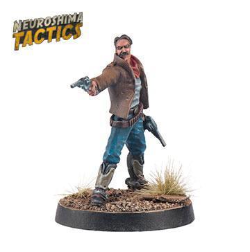 Neuroshima Tactics: Heroes - Cowboy