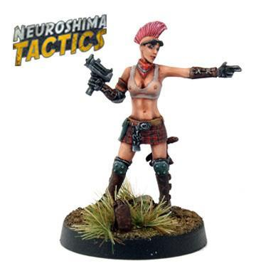 Neuroshima Tactics: Hegemony - Punks (2)