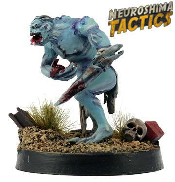 Neuroshima Tactics: Borgo - Claws (2)