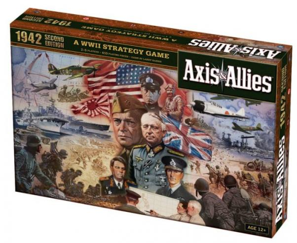 Axis & Allies Board Game: 1942 (2nd Edition)