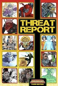 Mutants & Masterminds, 3rd Edition RPG: Threat Report