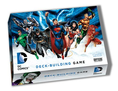 DC Comics DBG: Core Set