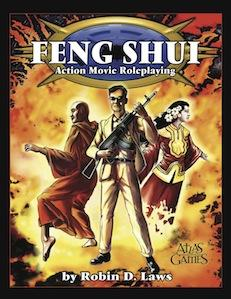 Feng Shui: Core Rulebook