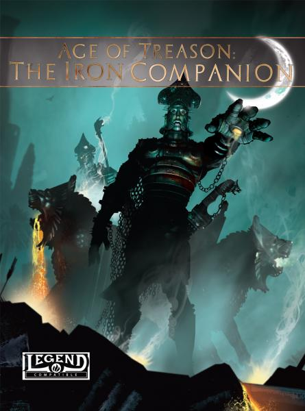 The Iron Companion (Age Of Treason)