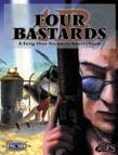 Feng Shui RPG: Four Bastards