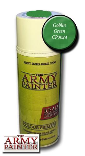Army Painter: Goblin Green Primer (Spray)