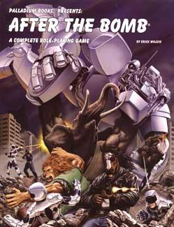 After the Bomb RPG: Core Rulebook