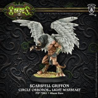 (Circle Orboros) Scarsfell Griffon