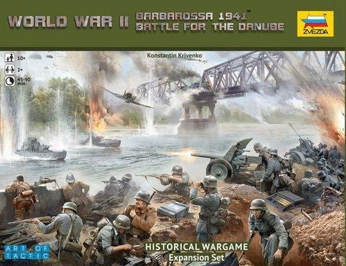 World War II: Battle for the Danube