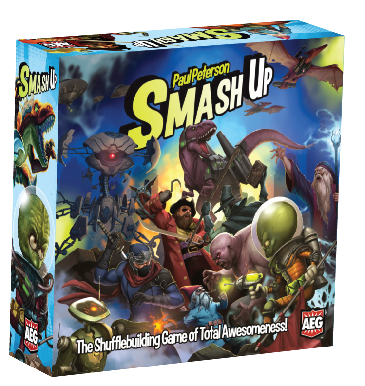 Smash Up: Core Game