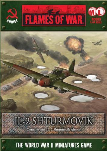 Flames Of War (WWII): (Soviet) IL2 Shturmovik