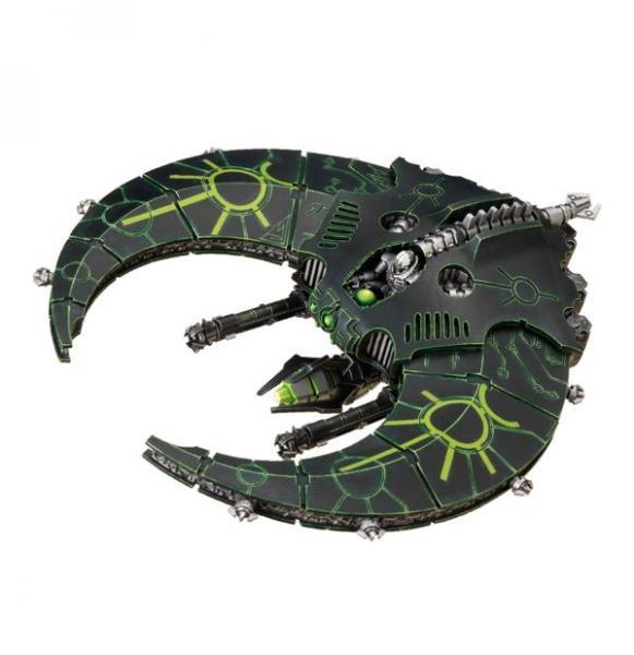 WH40K: Doom Scythe