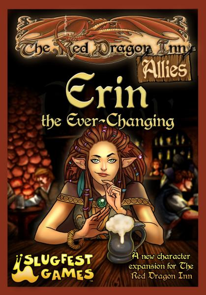 Red Dragon Inn Expansion: Allies - Erin the Ever-Changing