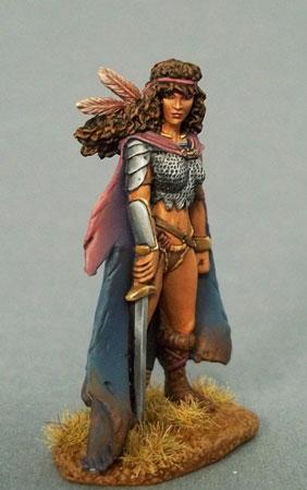 Female Ranger w/Sword