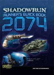 Shadowrun RPG 4th Edition: Runner's Black Book  2074