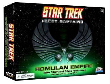 Star Trek - Fleet Captains: Romulan Empire
