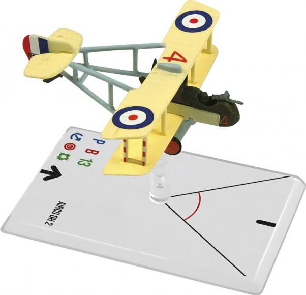 Wings Of Glory WWI Miniatures: Airco DH.2 (Saundby)