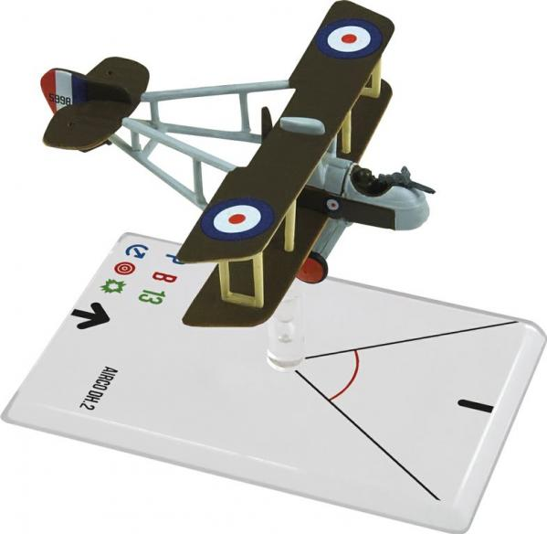 Wings Of Glory WWI Miniatures: Airco DH.2 (Andrews)