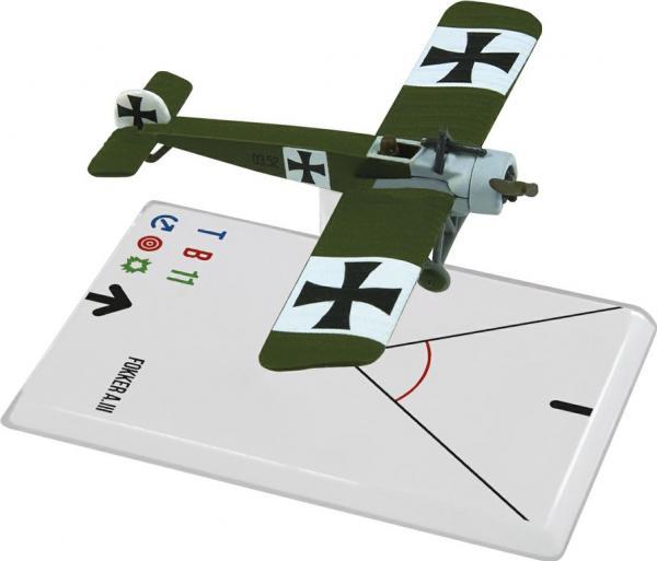 Wings Of Glory WWI Miniatures: Fokker A.III (Hautzmayer)