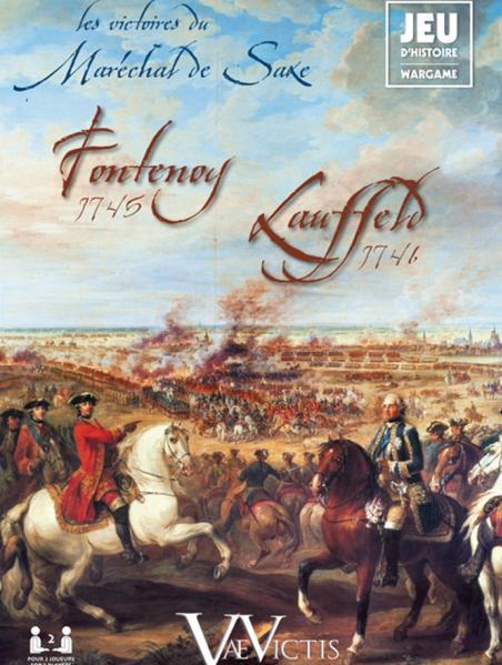 The Victories of Marshal Saxe (Ziplock)