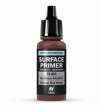Surface Primer: German Red Brown (17ml)