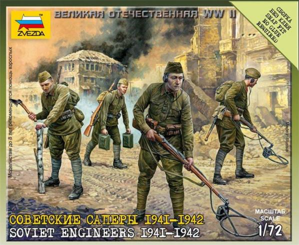 20mm World War II: Soviet Engineers