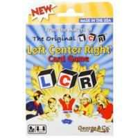 L-C-R: Left Center Right Card Game