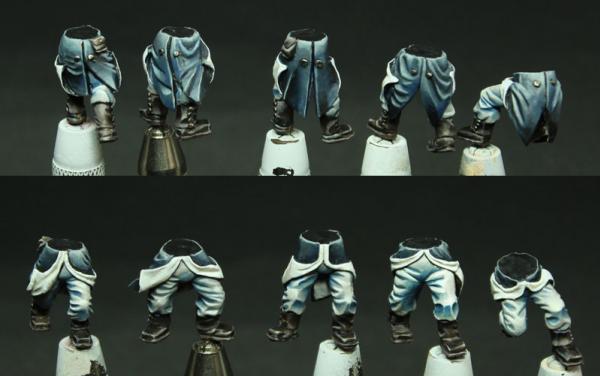 Leg Swaps: Greatcoats (5)