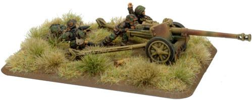 Flames of War: 7.5cm PaK40 gun (SS)