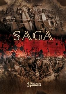 SAGA: Viking Age - Skirmishes Rulebook