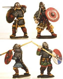 SAGA: Viking Age: (Viking) Hirdmen (Hearthguard)