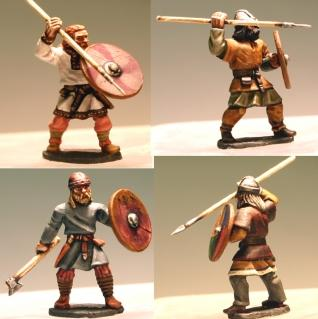 SAGA: Viking Age: (Viking) Bondi (Warriors)