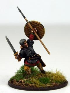 SAGA: Viking Age: (Anglo-Saxon) Warlord B