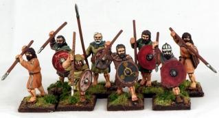 SAGA: Viking Age: (Scots) Soer-Chele (Warriors)