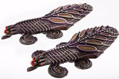 Dropzone Commander: (The Scourge) Intuder Beta Light Dropships (2)
