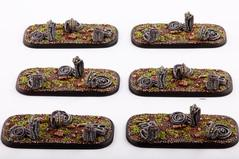 Dropzone Commander: (The Scourge) Razorworms (6)