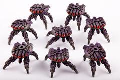 Dropzone Commander: (The Scourge) Prowler Pack (8)