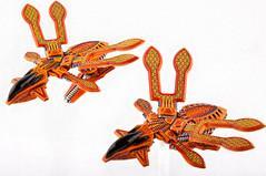 (Shaltari Tribes) Thunderbird Gunships (2)