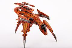 Dropzone Commander: (Shaltari Tribes) Jaguar Warstrider (1)