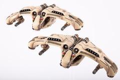 (Post-Human Republic) Triton A1 Strike Dropships (2)